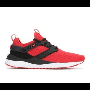 PUMA PACER NEXT EXCEL SNEAKERS red black 10